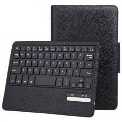 iPad Mini 4 Black Bluetooth Keyboard Case