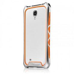 Itskins Toxik Blade Galaxy S4 - Silver & Orange