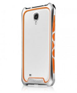 Itskins Toxik Blade Galaxy S4 - Silver & Orange