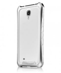 Itskins Toxik Blade Galaxy S4 - Silver & White
