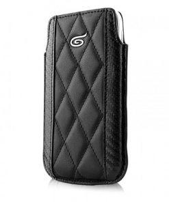 Itskins Enzo Carbon Galaxy S4 - Black & Silver-0