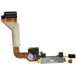 iPhone 4S White Genuine Charging Connector Flex Cable