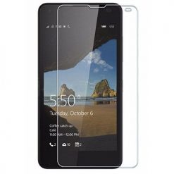 Microsoft Lumia 550 Tempered Glass Screen Protector