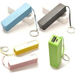Universal Portable 2600mAh Battery Charger