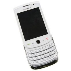 Blackberry 9800 Torch Complete White Housing Inc. LCD (001), Flex & Parts-0