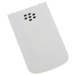 Blackberry 9900 Bold Touch White Battery Cover