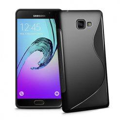Samsung A510F Galaxy A5 2016 Black S-Line Gel Case