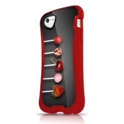 Itskins Sesto HD iPhone 5 / 5s / SE - Red