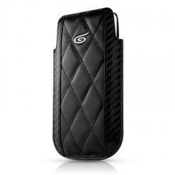 Itskins Enzo Carbon iPhone 4 / 4S - Black & Silver