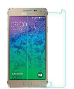 Samsung G850 Galaxy Alpha Tempered Glass Screen Protector