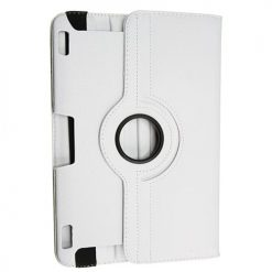 Amazon Kindle Fire HDX 8.9 White Rotating Case With Stand