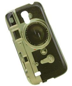 Samsung i9500 / i9505 Galaxy S4 Classic Camera Design Gel Case