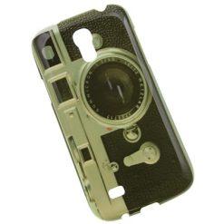 Samsung i9190 / i9195 Galaxy S4 Mini Classic Camera Design Gel Case