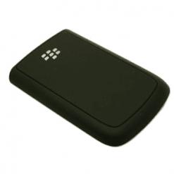 Blackberry 9780 / Bold Black Battery Cover-0