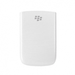 Blackberry 9800 / Torch White Battery Cover-0