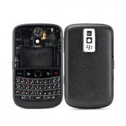 Blackberry 9000 Bold Black Full Original Housing-0