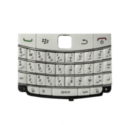 Blackberry 9700 / Bold White Arabic Keypad-0