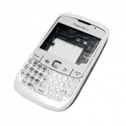 Blackberry 8520 Curve White Full Original Housing-0
