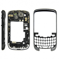 Blackberry 9300 Curve Black Housing-0