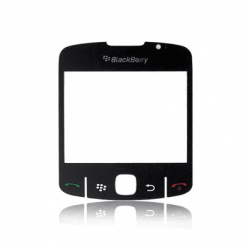 Blackberry 8520 / Curve Black Original Lens-0