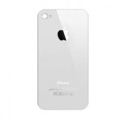 iPhone 4 White Back Lens