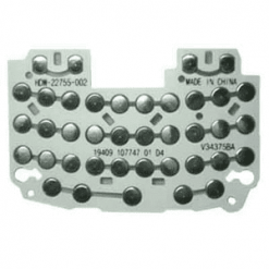 Blackberry 8520 / Curve Keypad Membrane-0