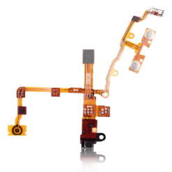 iPhone 3G / 3GS Black Top Flex Cable-0