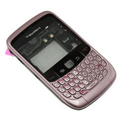 Blackberry 8520 Curve Pink Full Original Housing-0