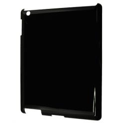 iPad 2 / 3 / 4 Black Crystal Case-0