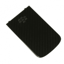 Blackberry 9900 Bold Touch Black Battery Cover-0
