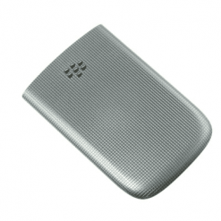 Blackberry 9810 Torch Silver Battery Cover-0