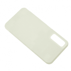Samsung S5230 / Tocco Lite White Battery Cover-0