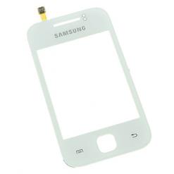 Samsung S5360 Galaxy Y White Lens With Digitiser-0