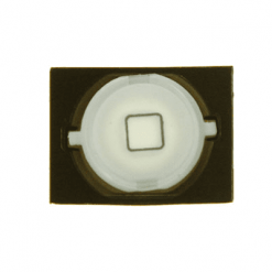 iPhone 4S White Home Button With Fixing Kit-0