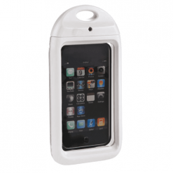 iPhone 4/ 4S White Waterproof Case-0
