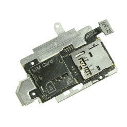 Samsung i9300 Galaxy S3 Sim & Memory Card Reader Flex-0