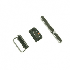iPhone 3G / 3GS Button Set, Includes Volume, Power & Black Mute-0