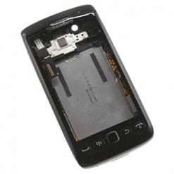 Blackberry 9860 Torch Black Housing Including Digitiser (Grade A)-0