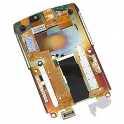 Blackberry 9810 Torch Genuine Centre / Slider With Flex Cable-0