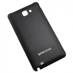 Samsung i9220 / N7000 Galaxy Note Black Battery Cover-0