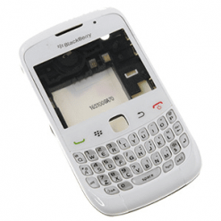 Blackberry 9300 Curve White Housing-0