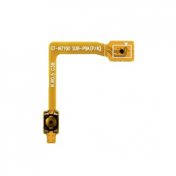Samsung N7100 Note 2 Power Button Flex Cable-0