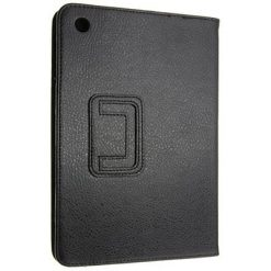 iPad Mini Black Flip Case / Pouch With Stand-0
