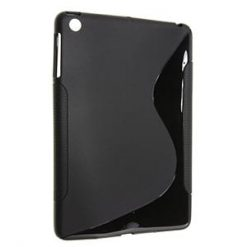 iPad Mini Black S-Line Gel Case-0