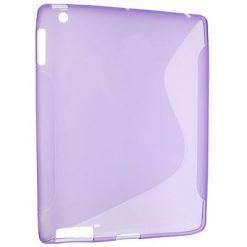 iPad 3 & 4 Purple S-Line Gel