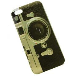 iPhone 5 Classic Camera Design Gel Case