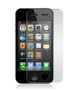 iPhone 4 / 4S Tempered Glass Screen Protector