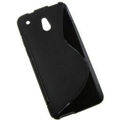 HTC One Mini M4 Black S-Line Gel Case