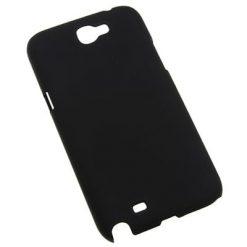 Samsung N7100 / N7105 Note 2 Black Hard Hybrid Back Case