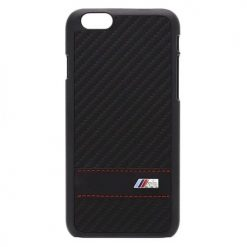 BMW Carbon Effect M Collection Hard Case - iPhone 6 & iPhone 6 Plus